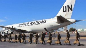 UN Peacemakers