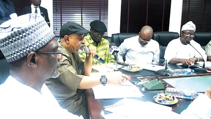 ASUU meeting with government