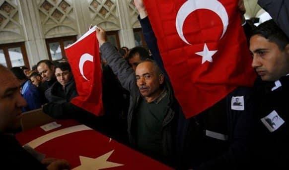 Ankara bombing Turkey