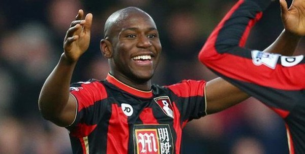 Bournemouth striker Benik Afobe