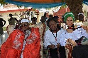 Sally Mbanefo in Hama Bachama Kingdom