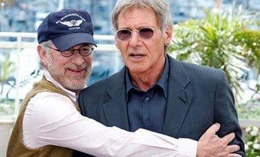 US director Steven Spielberg