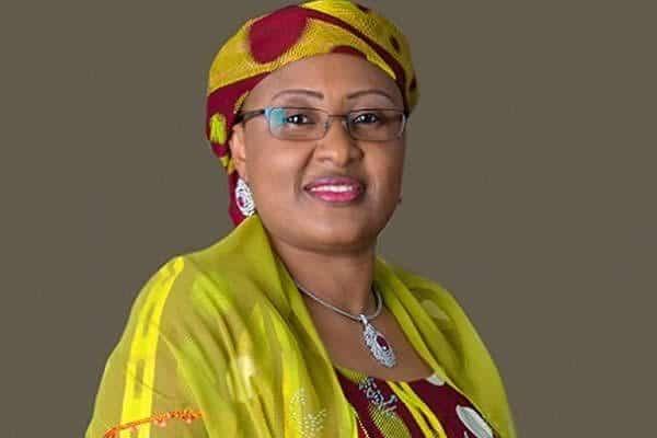 WIfe of the President, Mrs Aisha Buhari