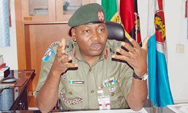 Acting Director, Army Public Relations, Col Sani Usman