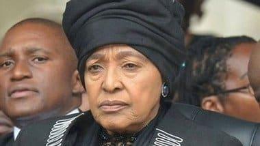 Ms Madikizela-Mandela