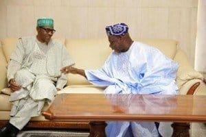 Obasanjo and Buhari