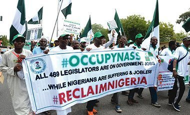 Occupy Nass Protest