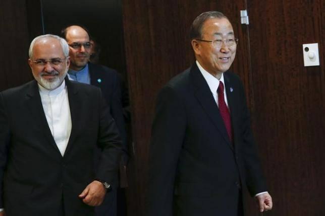 UN Secretary General Ban