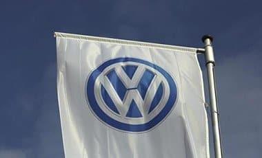 Volkswagen Flag
