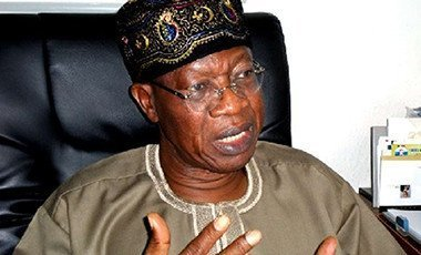 Alhaji Lai Mohammed on Dapchi girls