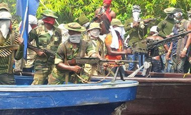 Nigerian millitants