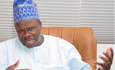 Ogun State Governor, Senator Ibikunle Amosun
