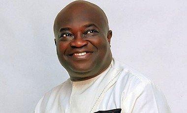 Abia State Governor, Okezie Victor Ikpeazu