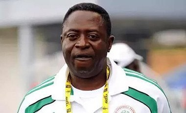 NFF Technical Director, Amodu Shuaibu