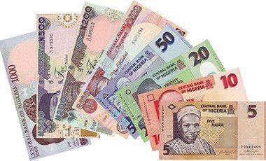 Naira Nigerian Currency