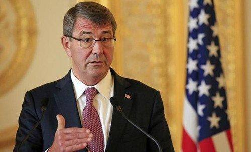United States Defence Secretary, Ashton Carter