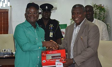 Benue State Governor and NCPC Boss