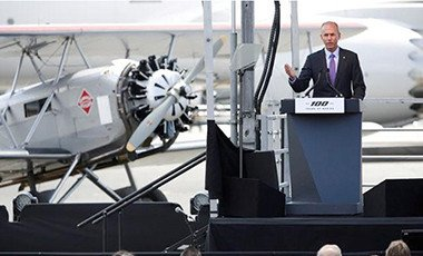 Dennis Muilenburg, Boeing Chairman, President and CEO