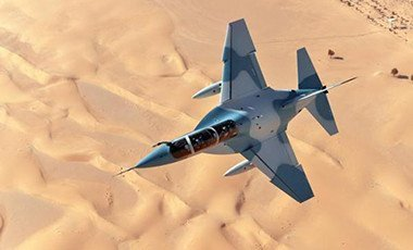 Israel 30 M-346 Lavi Aircraft