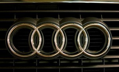 Logo of Audi Car