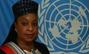 Ms Fatma Samba Samoura