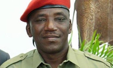 Minister of Youths and Sports, Solomon Dalung