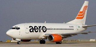 Aero 5N-BKR flight
