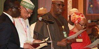 Buhari Special Advisers
