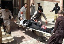 Casualties of Quetta attack