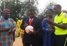 Hon Odebunmi football competition