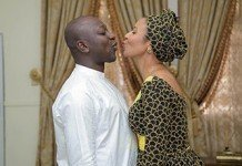 Jibrin and wife