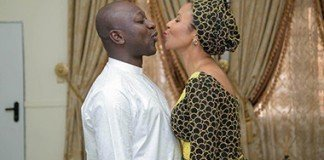 Jibrin and wife