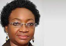 Head of the Civil Service of the Federation, Mrs. Winifred Oyo-Ita,