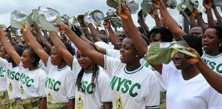 Nigerian youths - NYSC members