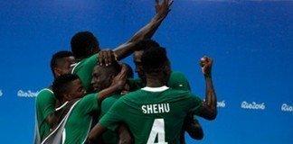 Nigeria Dreamteam Rio Olympics