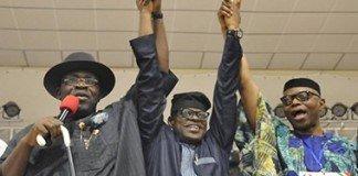 Ondo PDP Primaries