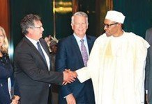 buhari with investment