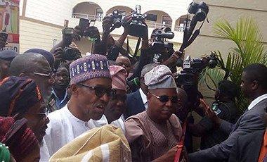 Buhari visit to Osun