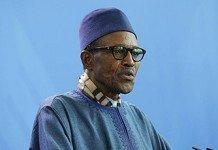 Muhammadu Buhari on re-election