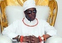 His Royal Highness, Eheneden Erediauwa