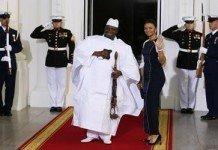 Gambia President, Jameh