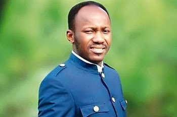 Apostle Johnson Suleiman