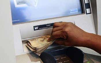 ATM machine in Nigeria