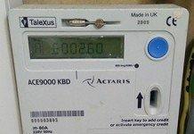prepaid metre