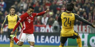 Bayern Arsenal