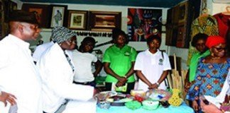 NTDC Vocational Training event