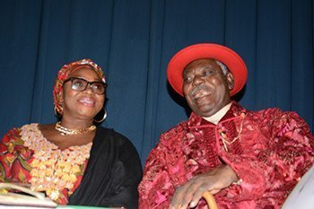 NTDC Boss, Rae-Omoh at tourism book launch