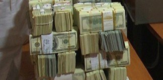 Yakubu looted dollars