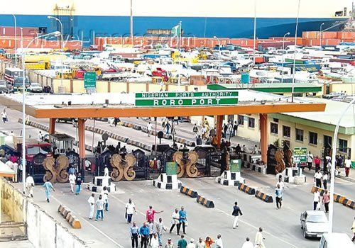seaport lagos