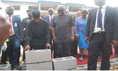 Gov Wike and Osinbajo